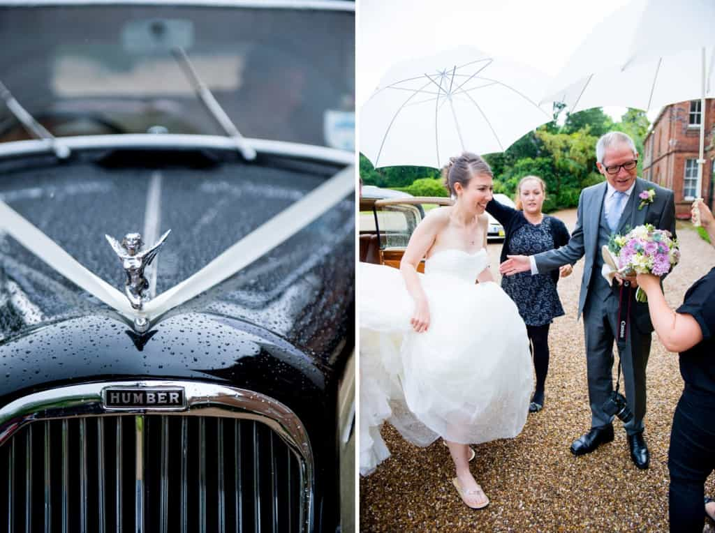 Laura and Ed's wedding at Norwood Park, Southwell, Nottingham, Nottinghamshire