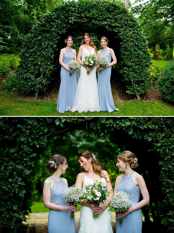 sottero and midgley bridesmaids