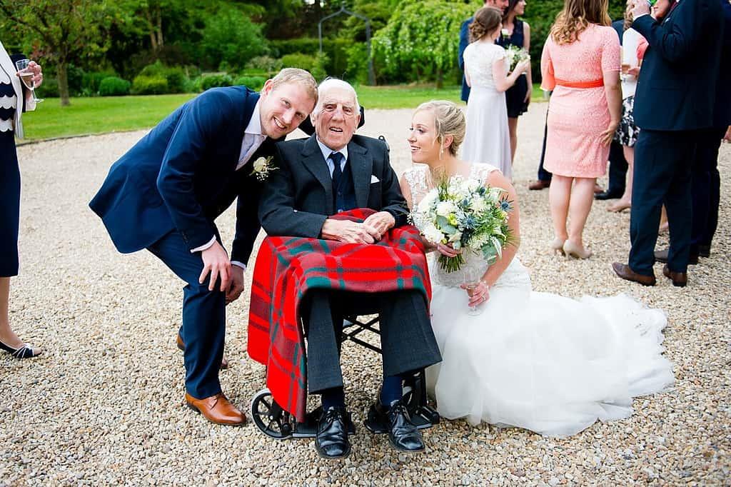 Shottle Hall Wedding photographer