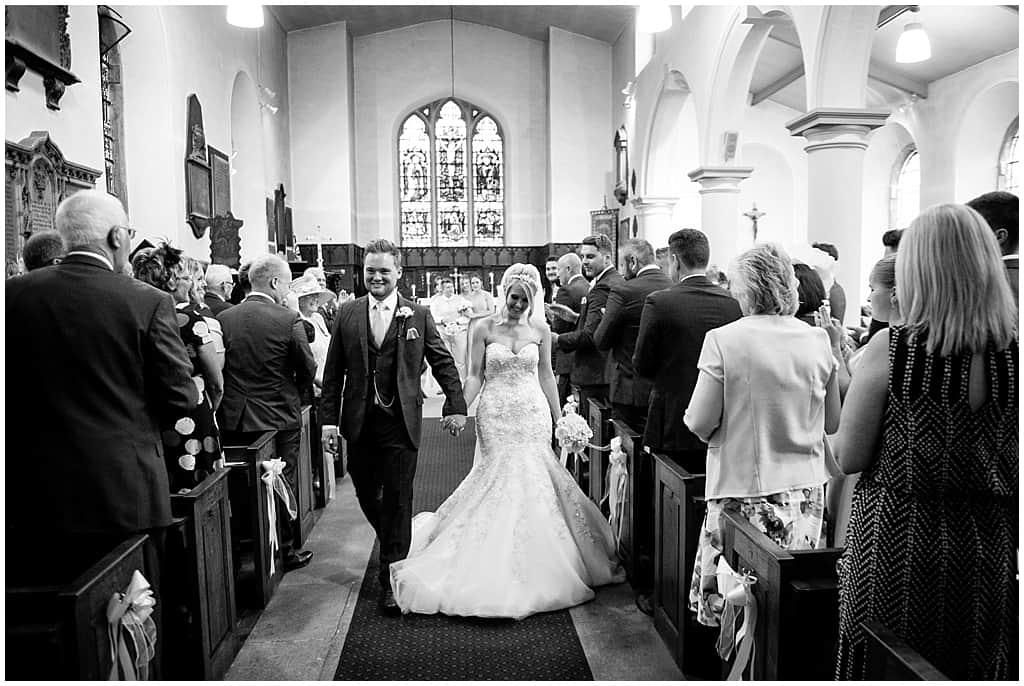Nottingham church wedding photographer