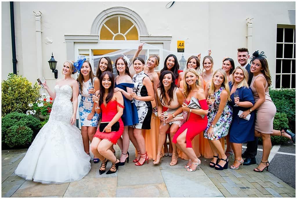 Nottinghamshire wedding photographer