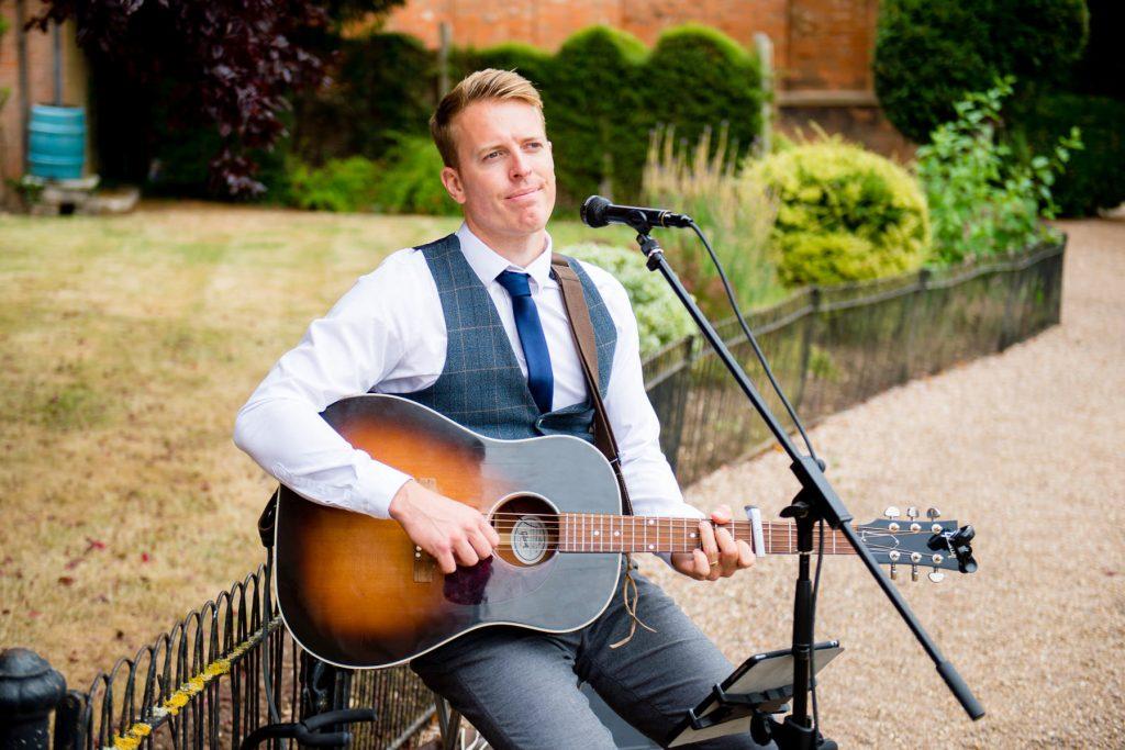 Nottingham wedding singer