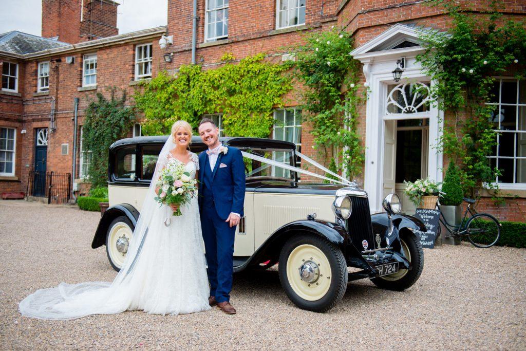 Nottingham wedding car