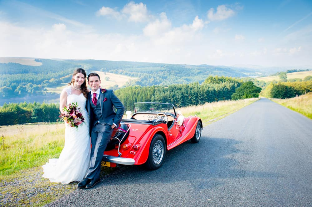 Derbyshire Peak district wedding photography