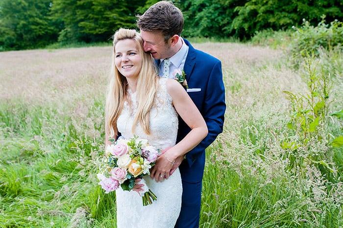 Wedding photographer at Ghyll Manor Hotel & Restaurant in Rusper
