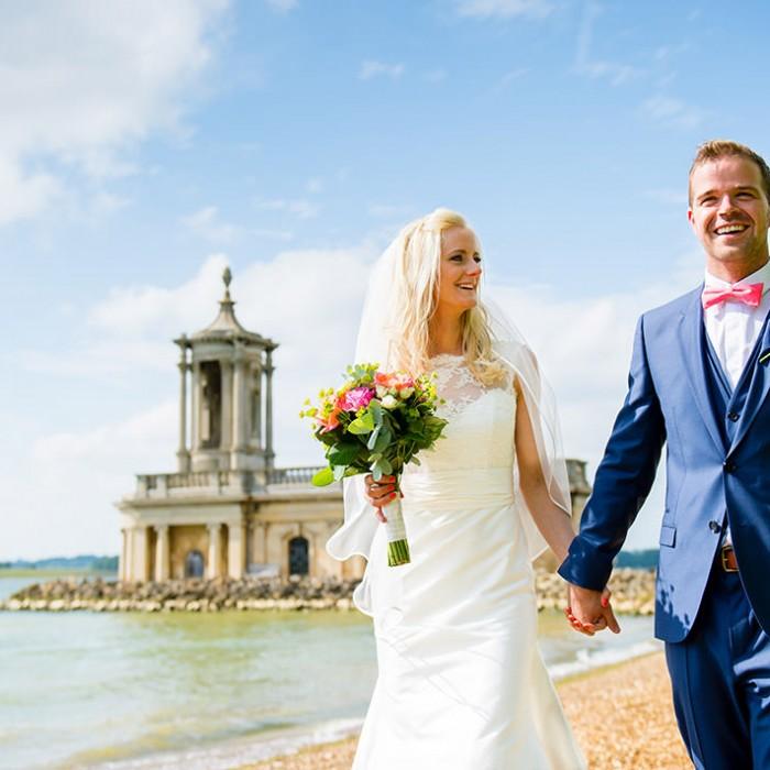 Rutland Wedding Photographer - Zoe & Chris