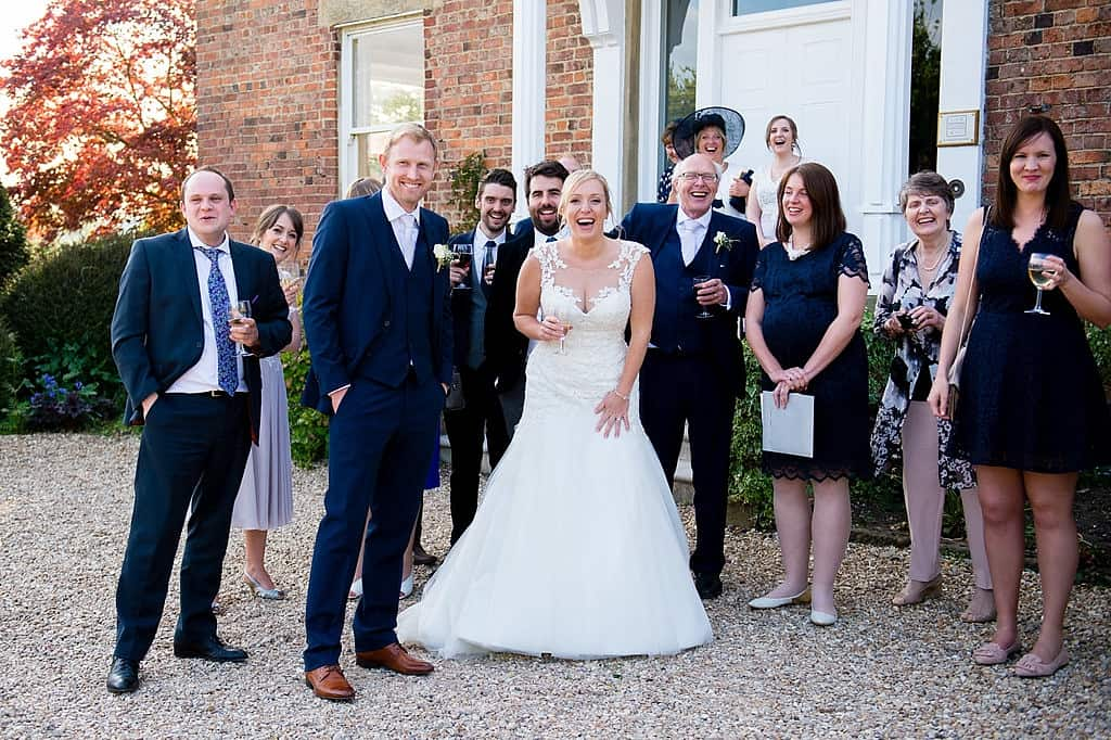 Shottle Hall Wedding photography
