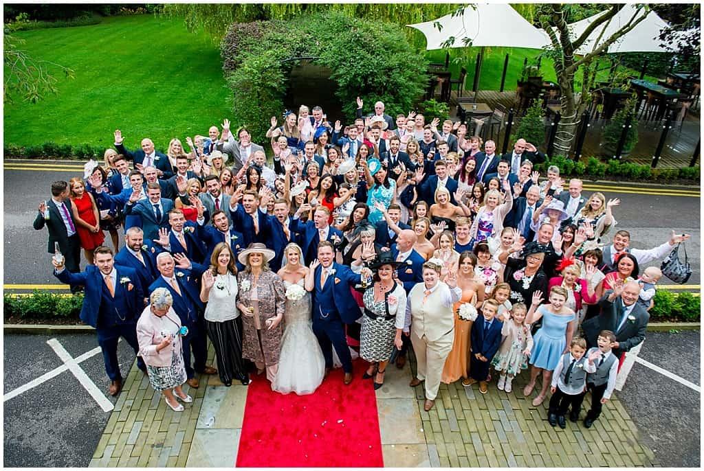 Hotel Van Dyke Wedding
