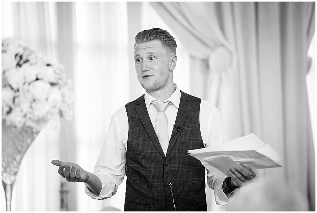 Hotel Van Dyk wedding photographer