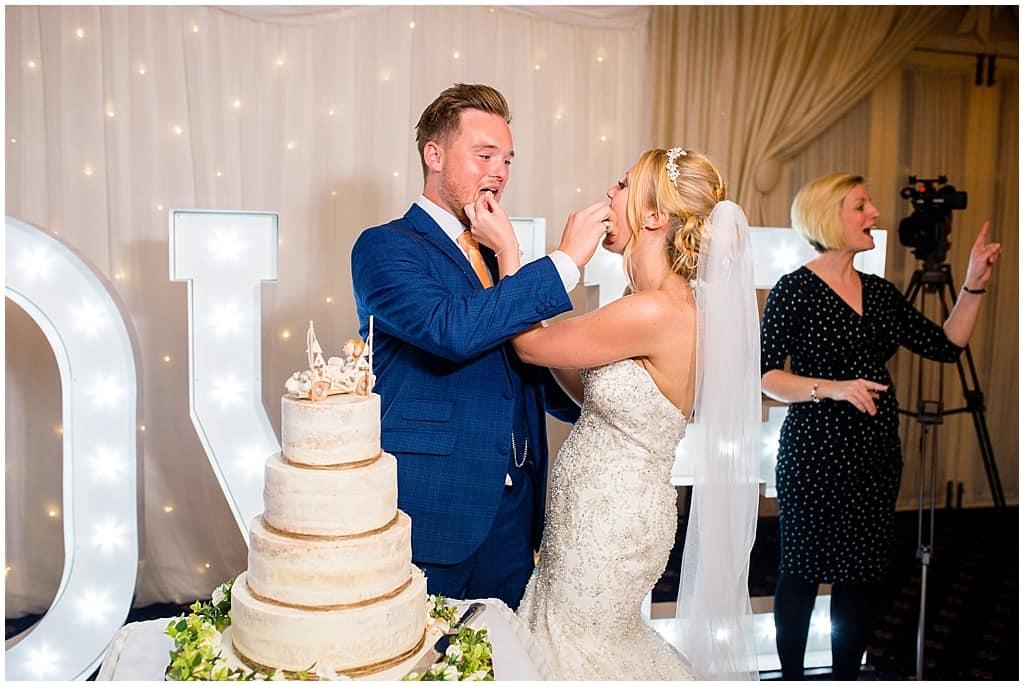 Nottinghamshire wedding