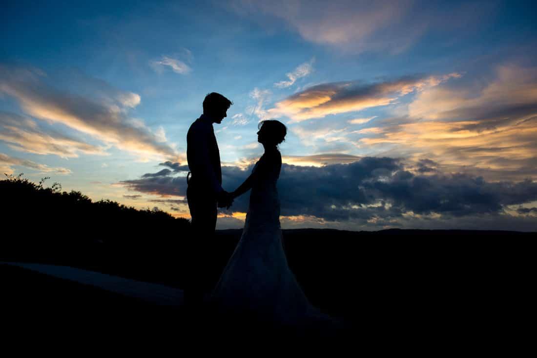 Nottingham wedding photo