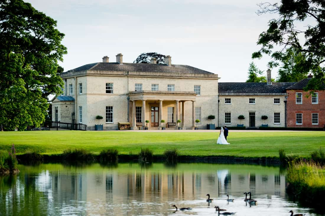 Stubton Hall wedding photo