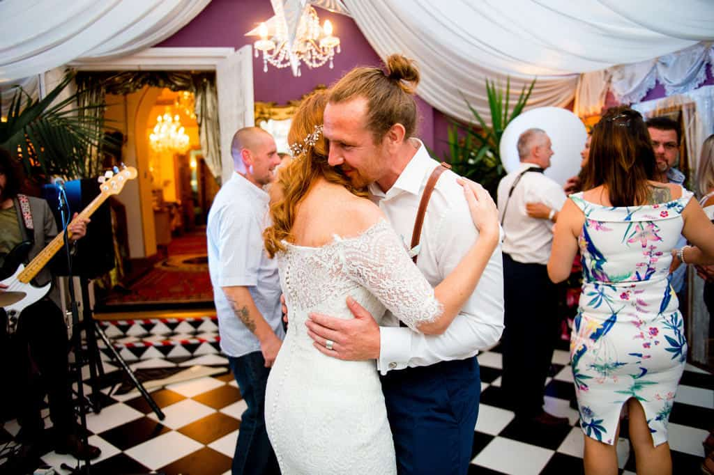 First Dance at Priory house