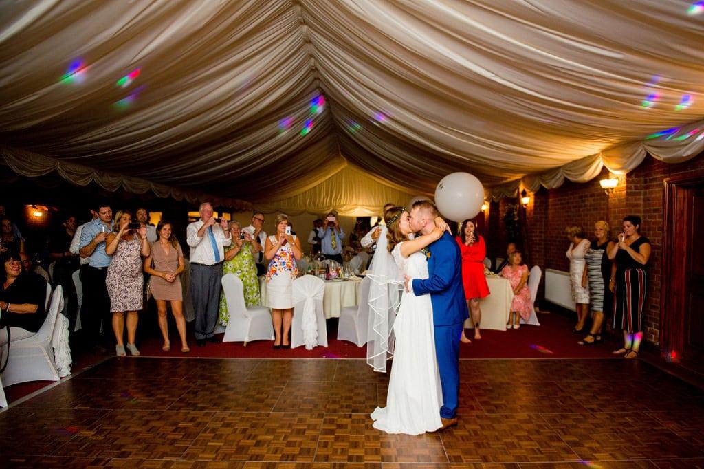 Woodland Waters Wedding photographer