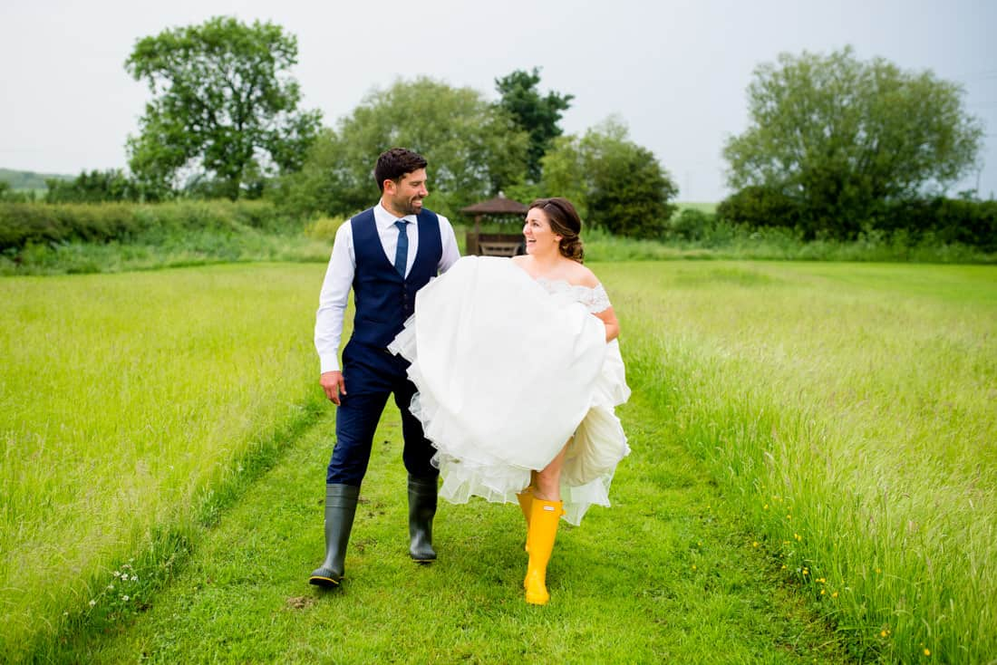 Fun Nottingham wedding photographer