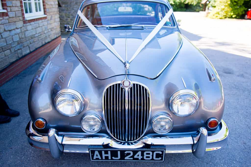 Rutland Classic Wedding Car