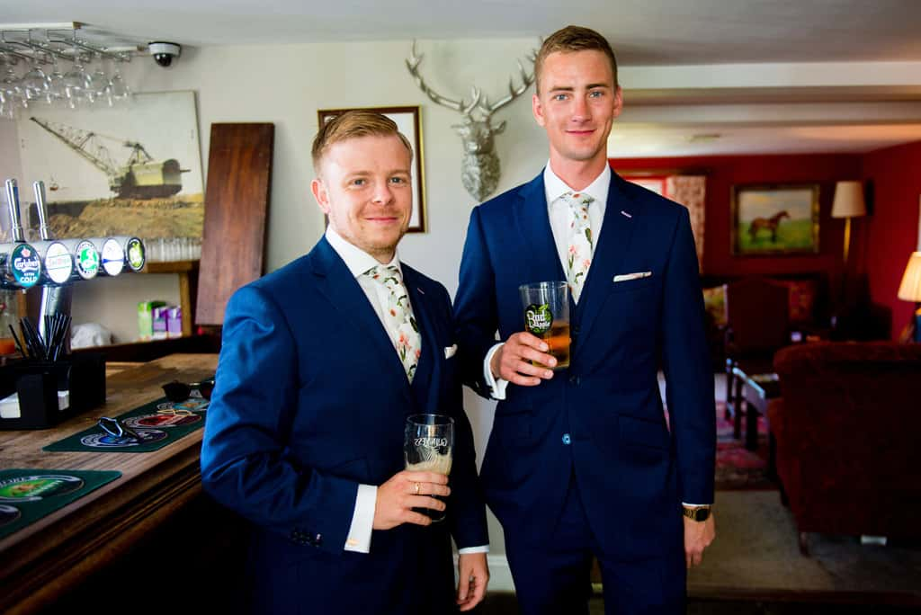 Summer Rutland Wedding