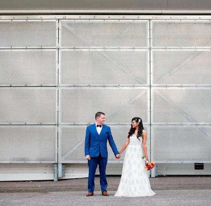 Empire Hall Wedding Photographer - Saejal &  Matthew