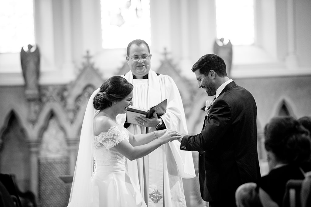 Nottingham church wedding photographer