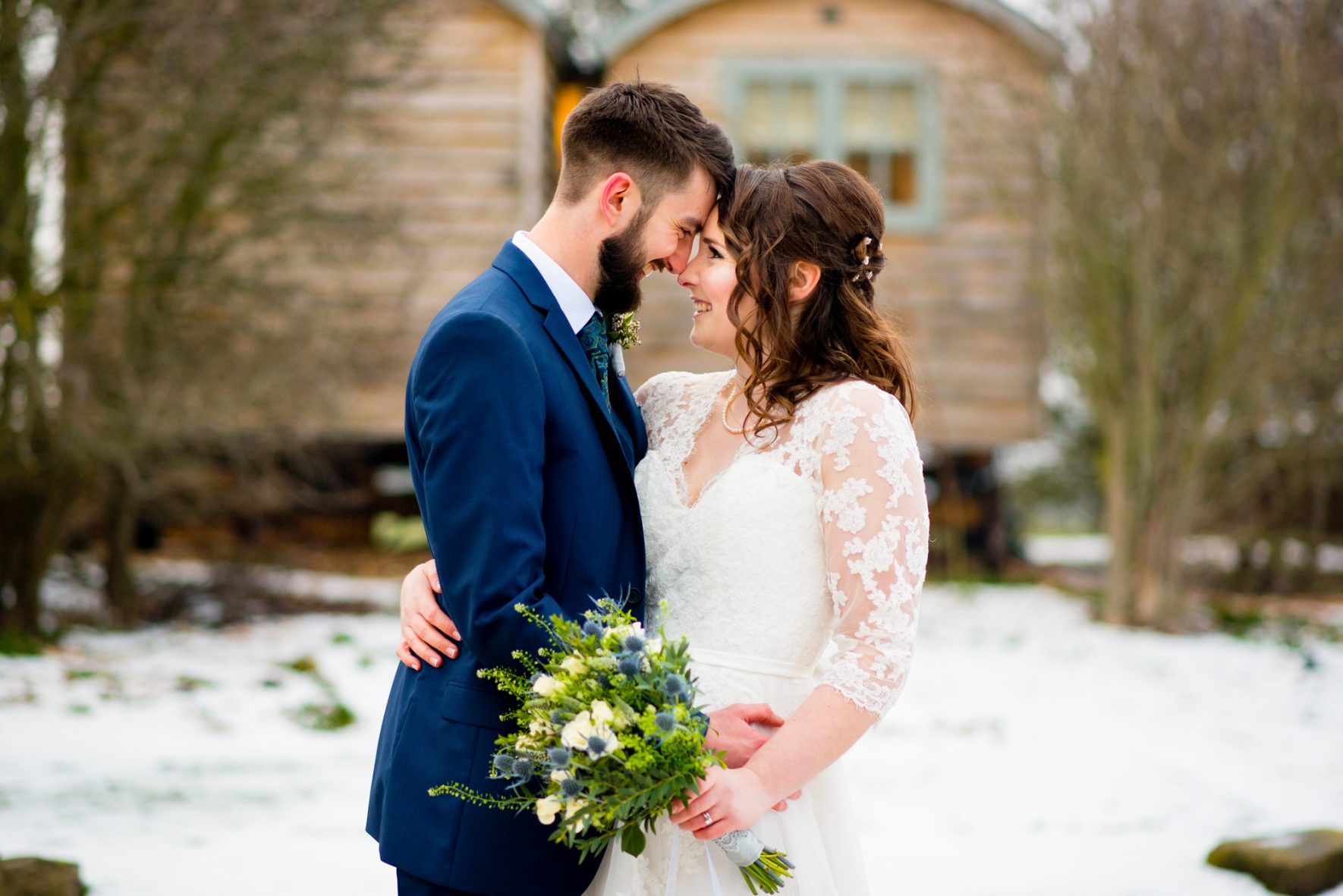 Nottingham Winter wedding