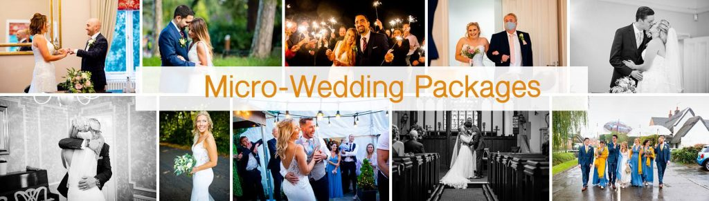 Nottingham - Micro wedding packages