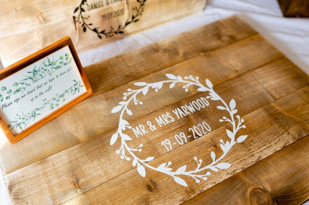 Wedding cakebox