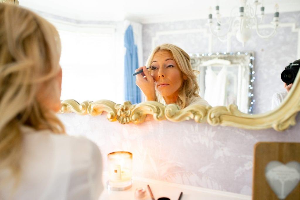 DIY Wedding make up